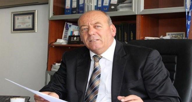 Mustafa Cenger, MHP'nin Çeşme adayı olarak açıklandı
