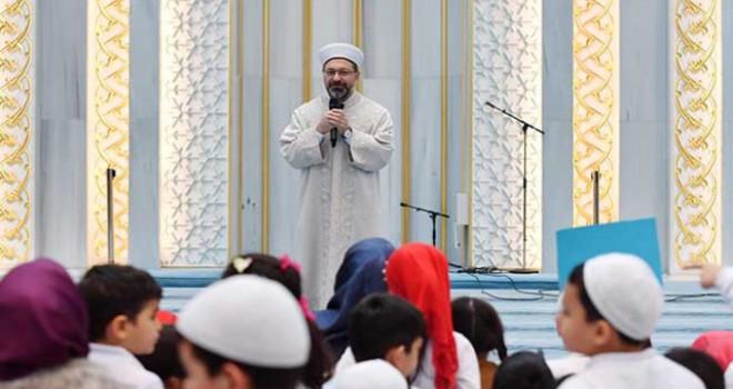 Diyanet'ten skandal ifade: 'Eğitim seviyesi arttıkça dinden uzaklaşılıyor'