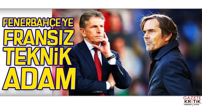 Fenerbahçe'ye Fransız Teknik Adam!..
