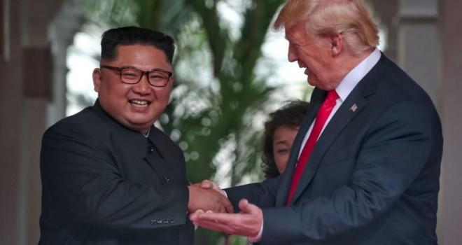 ABD-Kuzey Kore zirvesine İran'dan tepki