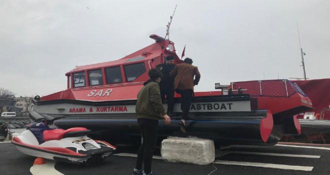 Türkiye'de ilk milli dizayn sivil arama kurtarma botu 'Barbaros' göreve hazır