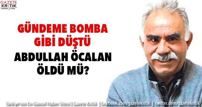 Abdullah Öcalan paylaşımı olay yarattı !
