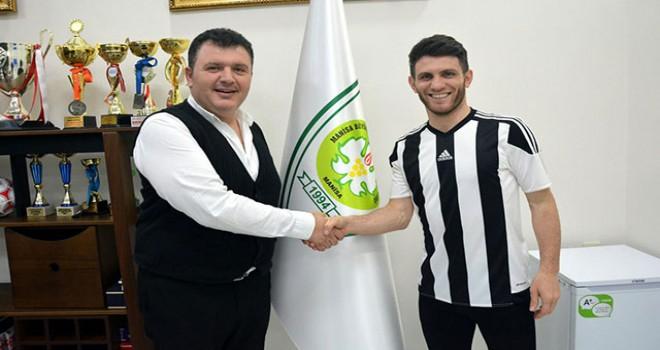 Manisa Büyükşehir Belediyespor Musa Sinan'ı kaptı