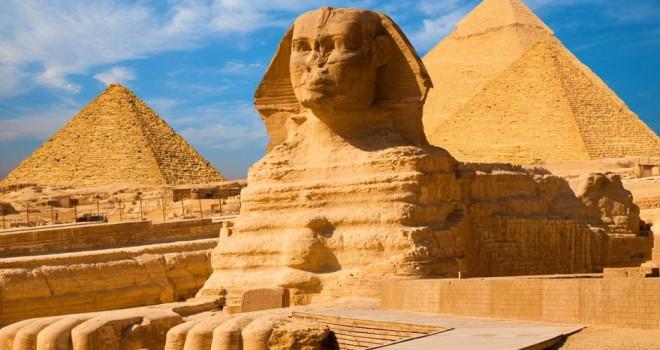 Mısır'da Sfenks sürprizi… Yer altından çıktı