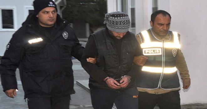 Kart bilgilerini kopyalayan lokantacı tutuklandı