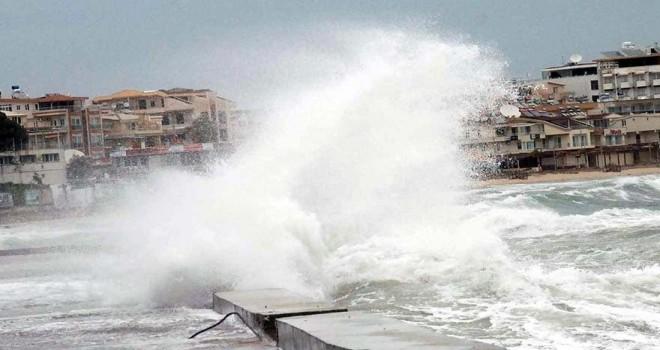 Meteoroloji'den 5 il ve Ege için kritik uyarı