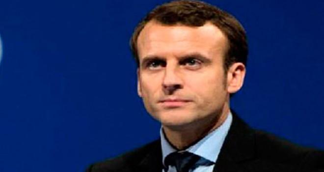 Fransa'da bir kişi Macron'a suikast düzenleme suçlamasıyla tutuklandı