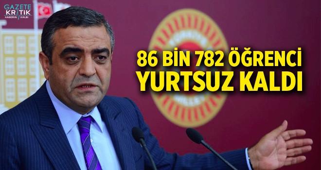 AKP'nin UÇUYORUZ EDEBİYATINDAN 100 BİNE YAKIN ÖĞRENCİNİN YURTSUZ KALMASINA!