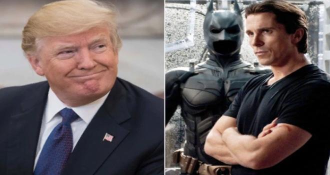 Trump 'Kara Şövalye'nin müziğini kullandı, Warner Bros yasal işlem başlattı
