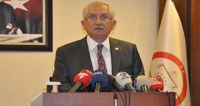 Sadi Güven, usulsüzlük iddialarına cevap verdi