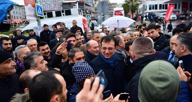 Reuters: AK Parti'ye yakın kaynak 'İmamoğlu daha çok destek buluyor, anketlerin çoğunda Yavaş önde' dedi