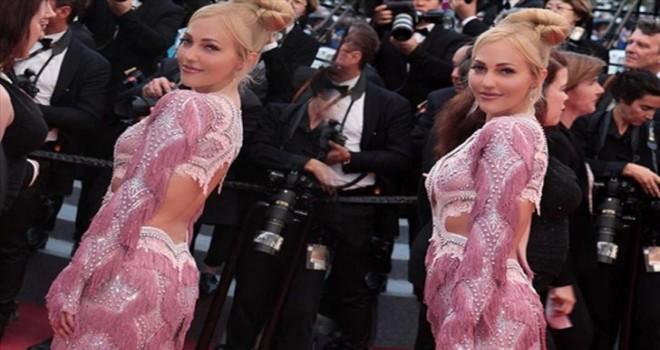 Meryem Uzerli'ye Cannes şoku! Kimse oralı olmadı