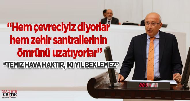 CHP'li Çakırözer: Poşeti 25 kuruş yapmakla çevreci olunmuyor