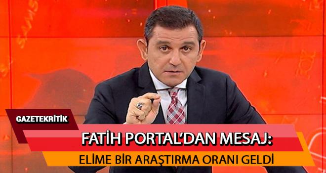 Fatih Portakal, İstanbul ve Ankara seçimleri ile ilgili ipucu verdi