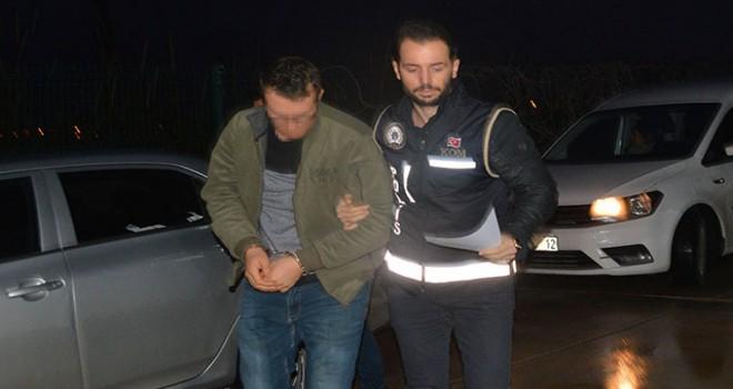 Adana'da FETÖ operasyonu