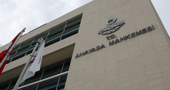 Anayasa Mahkemesi'nden 'Ayasofya' kararı