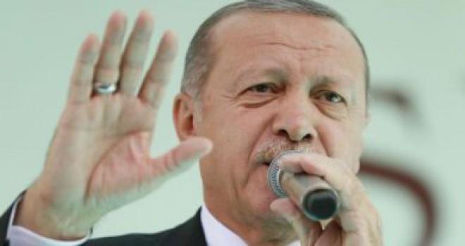 Erdoğan'dan Menbiç açıklaması!