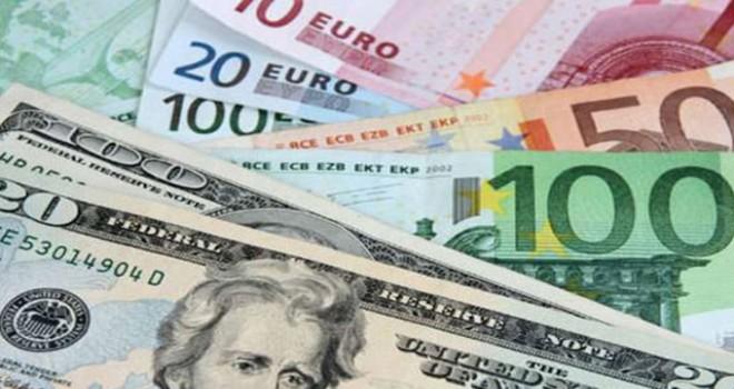 Dolar 5.39, euro 6.18, sterlin 6.89 lirada