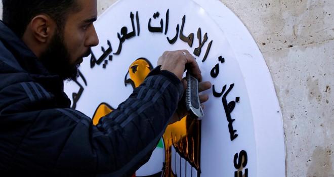 Suudi cephesi pes etti: BAE, Şam Büyükelçiliğini yeniden açtı