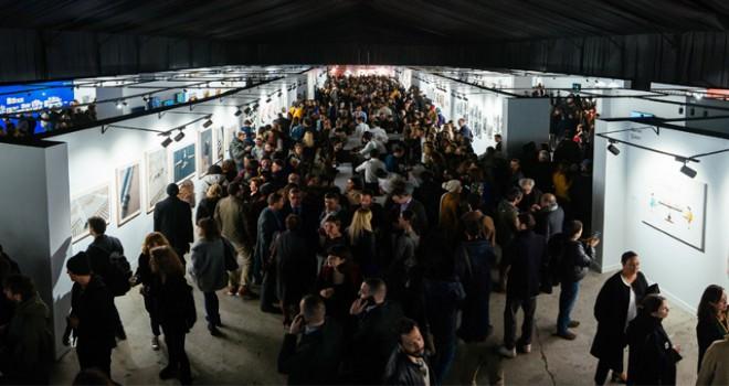 Mamut Art Project 7'nci yılında 18 bin ziyaretçi ağırladı