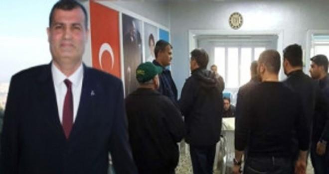 İyi Parti ilçe başkanına saldıran polis tutuklandı