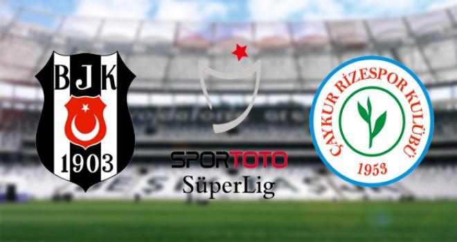 Beşiktaş'tan lige farklı dönüş