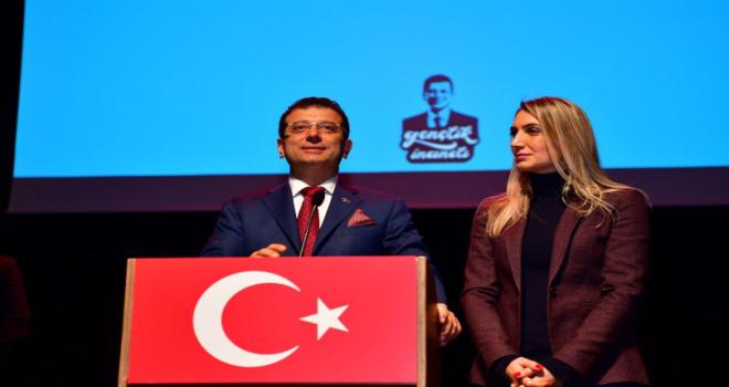 CHP'nin İstanbul adayı İmamoğlu: Cumhurbaşkanı da bana oy verir