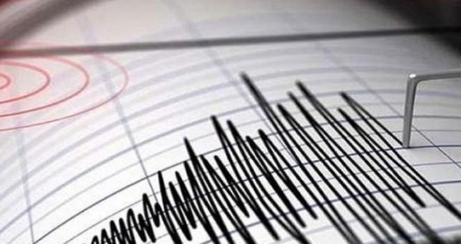 Çankırı 4.7 büyüklüğündeki depremle sallandı