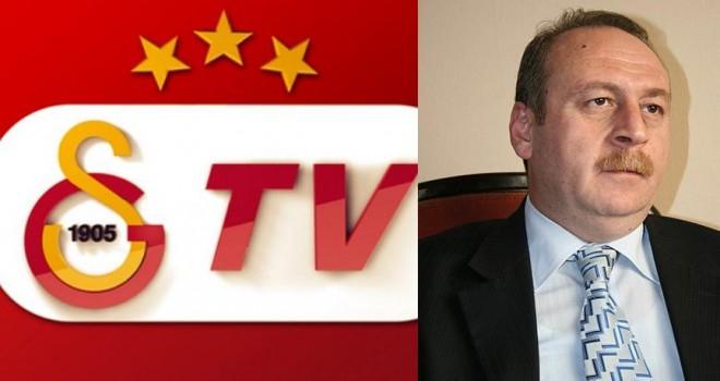 Galatasaray TV'ye haciz şoku