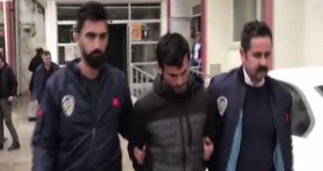 'Paşa' lakaplı kartla dolandırıcılık şüphelisi tutuklandı