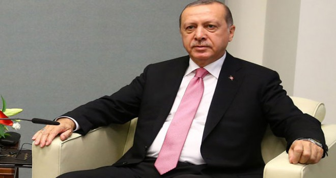 Cumhurbaşkanı Erdoğan, Ruanda Başbakanını kabul etti