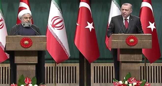 Erdoğan: İran halkının yanında durmaya devam edeceğiz
