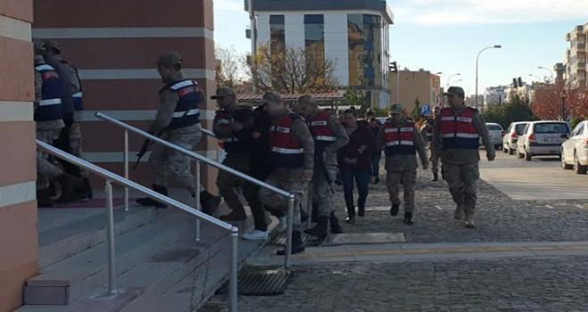 Osmaniye merkezli 'uyuşturucu' operasyonu: 4 tutuklama
