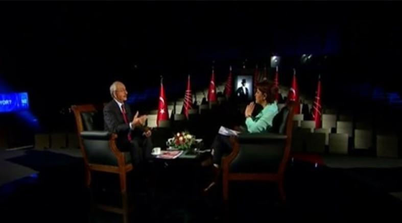 CHP lideri Kılıçdaroğlu: Referandumda CHP bayrağı olmayacak