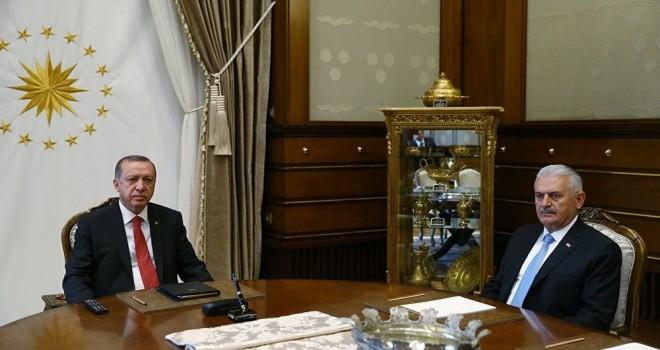 Erdoğan, Yıldırım'a Devlet Şeref Madalyası verilecek