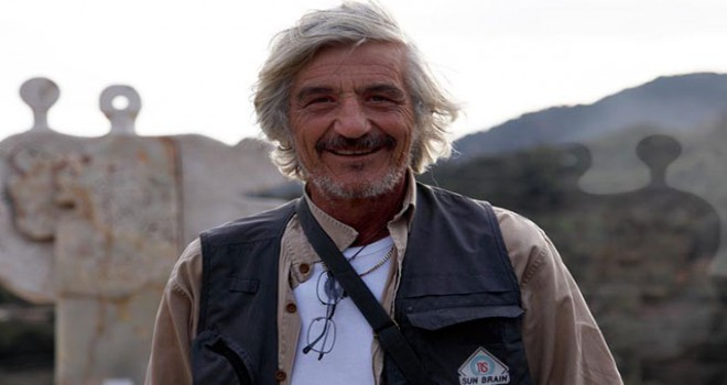 Dibeklihan Kültür ve Sanat Köyü'nün kurucu Cenap Tezer, yaşamını yitirdi