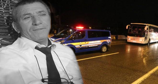 Şoför direksiyonda kalp krizi geçirdi, faciayı hostes ve yolcu önledi