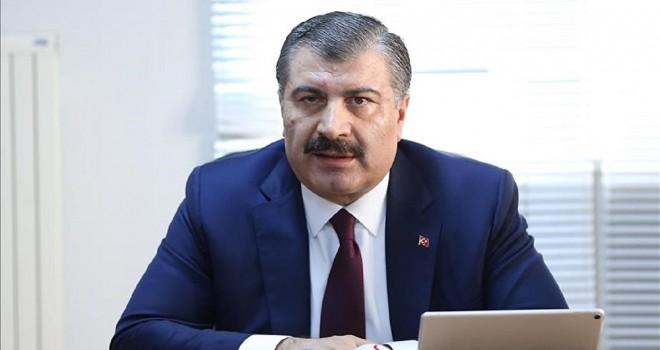 Sağlık Bakanı Koca: Kur artışı nedeniyle sağlık harcamalarında kısıntıya gidildiği doğru değil