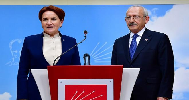 CHP-İYİ Parti ittifakında anlaşılan büyükşehir sayısı 23'e çıktı