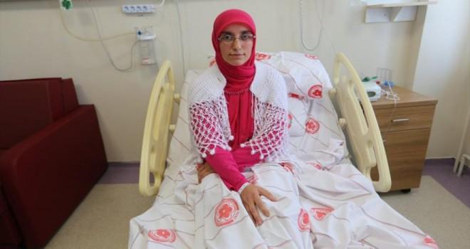 Grip şikayetiyle başvuran hastanın kalbi delik çıktı