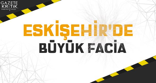 Eskişehir'de otomobiller çarpıştı: 2 ölü, 5 yaralı