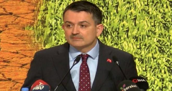 Bakan Pakdemirli: 2 milyon hektar tarım arazisi üretime kazandırılacak