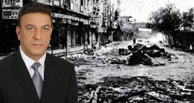 CHP'li Mehmet Süne: Maraş'ı unutmadık, unutturmayacağız!