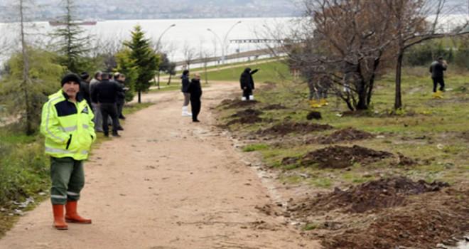 Kocaeli'nde 11 yıldır kayıp anne ve kızının cesetleri aranıyor