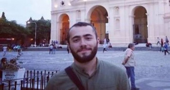 Arjantin'de yanlışlıkla protestoya katılan Türk gözaltına alındı