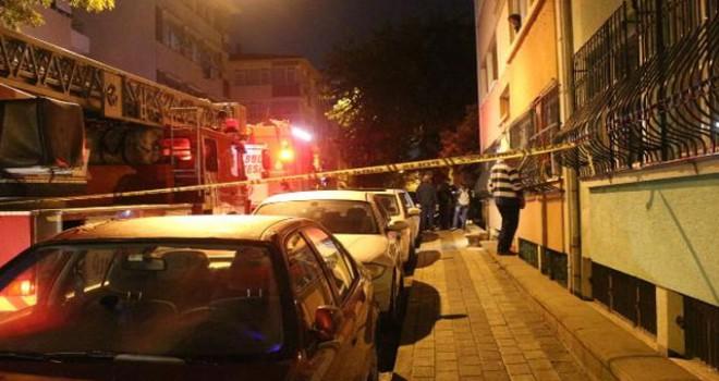 Yangın can aldı: 1 kişi öldü, 2 kişi dumandan etkilendi