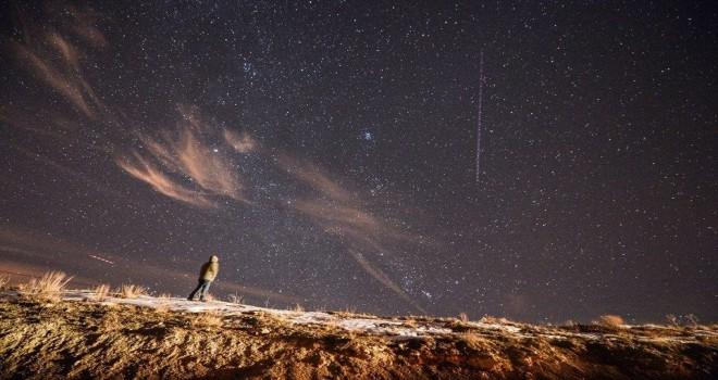 Yılın son gökyüzü şöleni için geri sayım başladı! Geminid Meteor Yağmuru geliyor