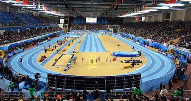 Salon Rekor Deneme Yarışmaları'na 346 atlet kaydoldu