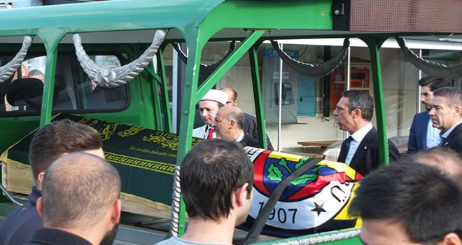 Fenerbahçe taraftarı Koray Şener'in cenazesi gasilhaneden alındı