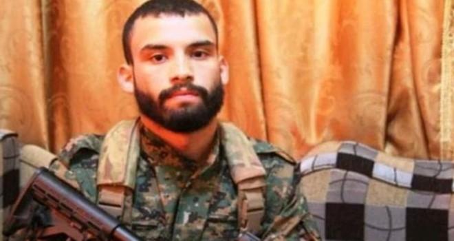 ABD'li terörist böyle ağladı! Afrin'den kaçtı, isyan etti